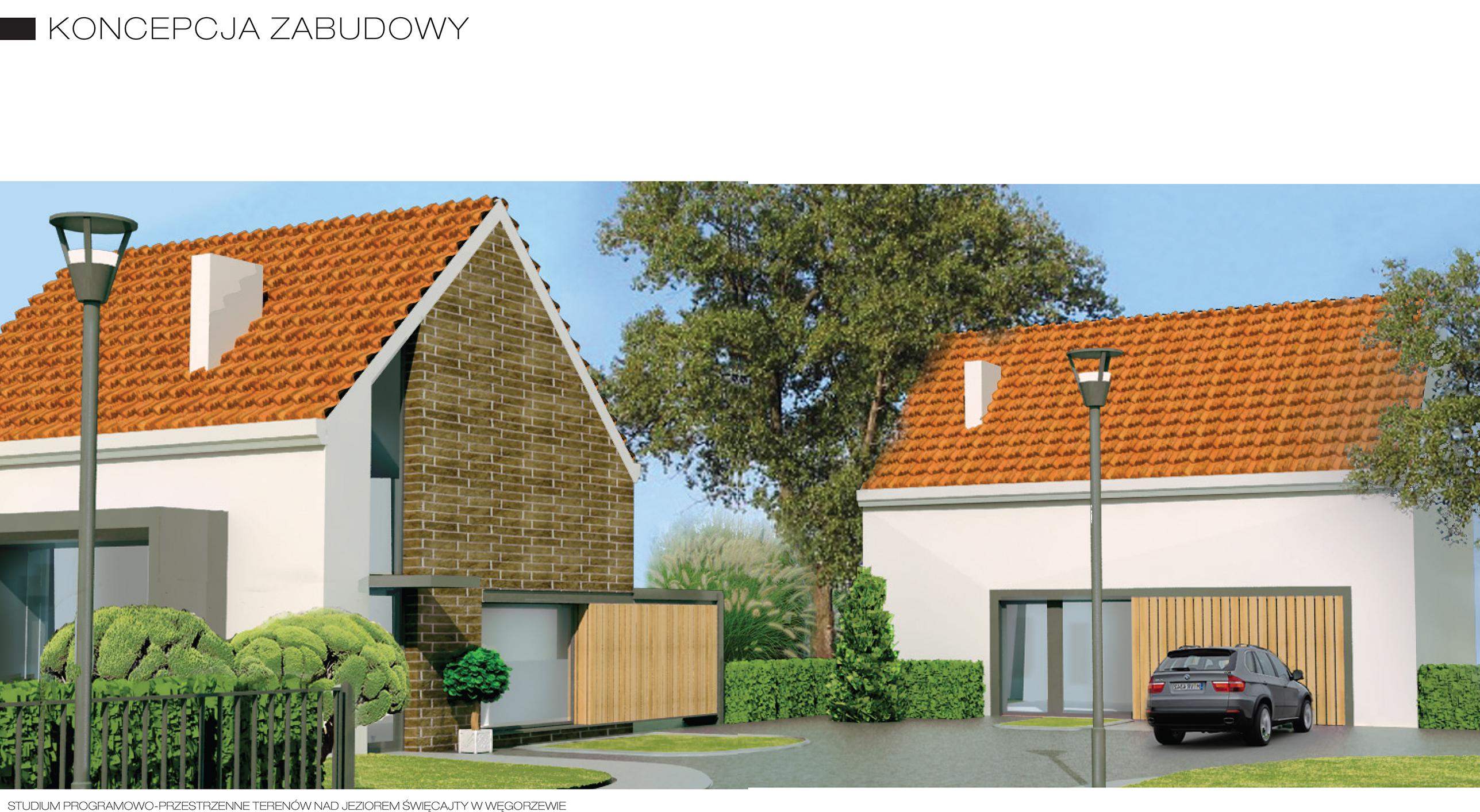 WEGORZEWO sis architekci architektura urbanistyka projektowanie architekt poznań dom domy energooszczedne pasywne 4