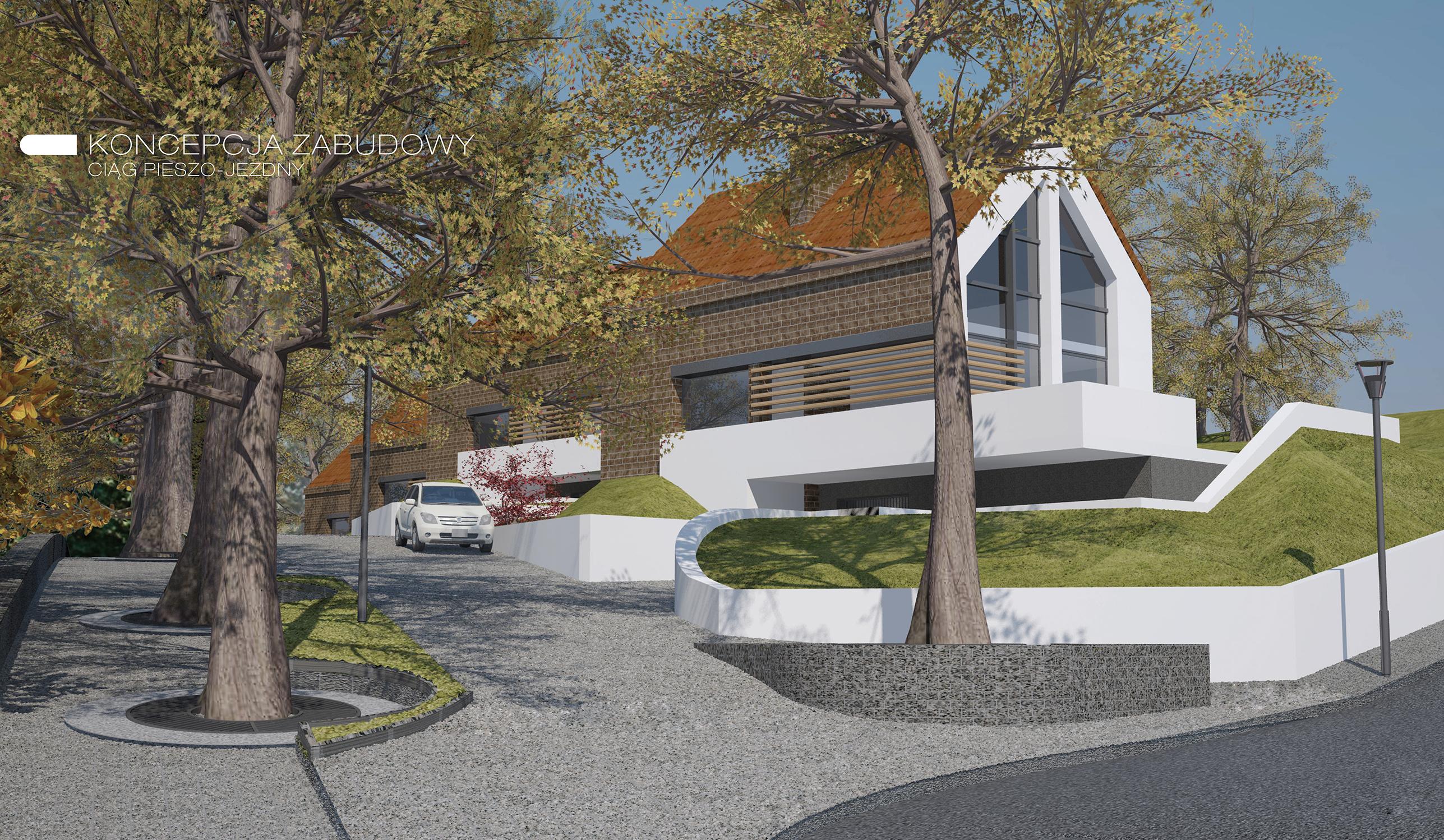 WEGORZEWO sis architekci architektura urbanistyka projektowanie architekt poznań dom domy energooszczedne pasywne