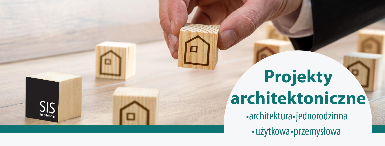 projekty architektoniczne sis architekci
